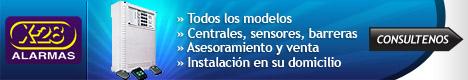 Alarmas X28 - Instalación en Córdoba